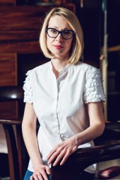 Ирина Хромова Куратор галереи