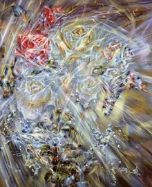Мир Роз, хм, 89х89, 1998